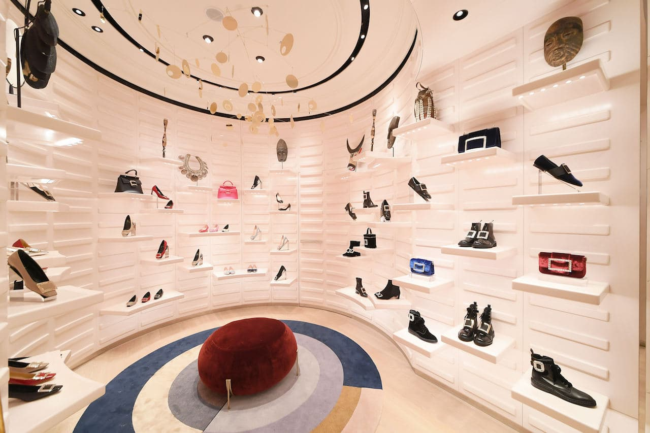 frattinifrilli ROGER VIVIER worldwide shops